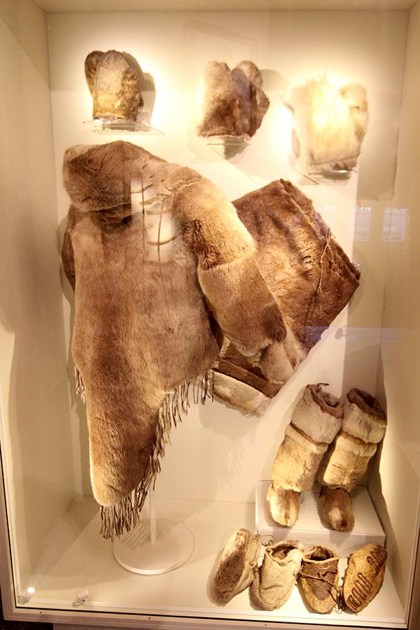 54 Botas de caribú uso interno - Amundsen